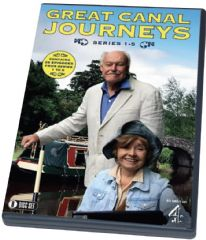 Great Canal Journeys DVD